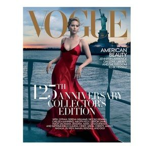 VOGUE 125th Anniversary Collector's Edition
